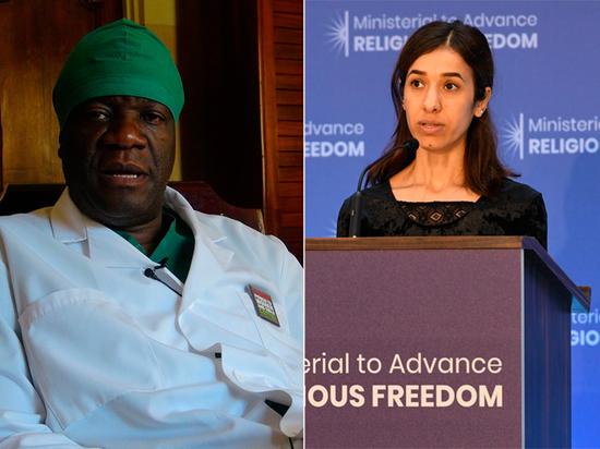 Нобелевскую премию мира присудили борцам против сексуального насилия - Общество
