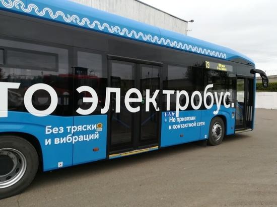 А сам необычный общественный транспорт станет приседать, чтобы пассажирам было легче войти в салон