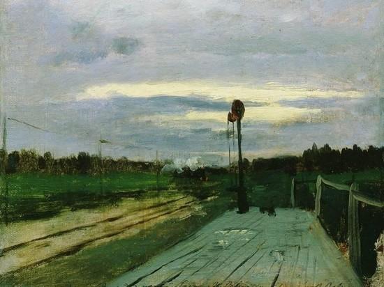Плёсские пейзажи Левитана стали основой необычного выставочного проекта в Еврейском музее в Москве