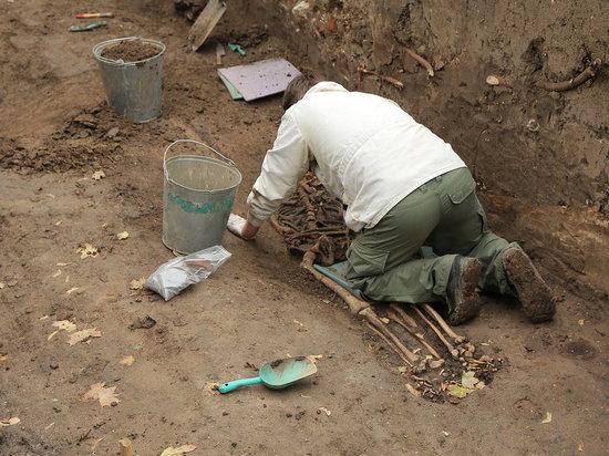 Нижегородские археологи раскопали древний некрополь