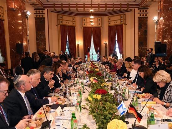 Межправительственная встреча Израиля и Германии завершена