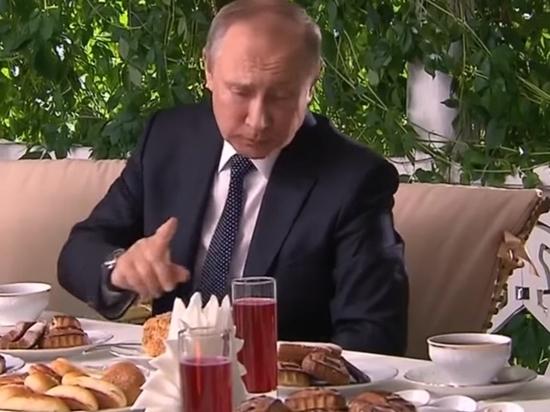 Путину 66: Как президент РФ  привык отмечать день рождения