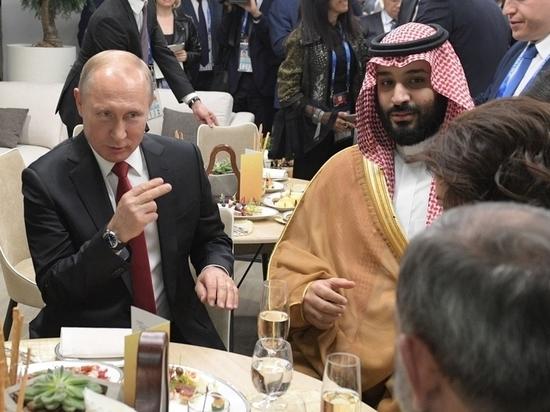 Саудовский принц предрек исчезновение России с рынка нефти