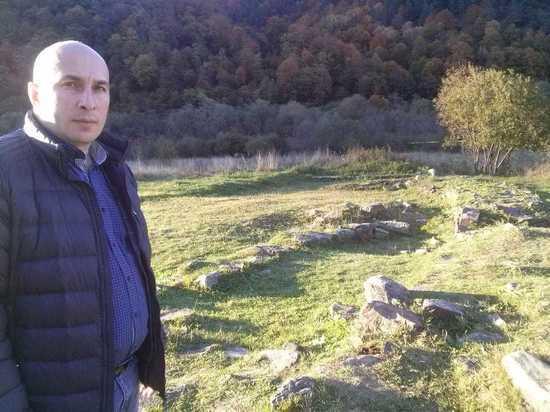В Карачаево-Черкесии найдено сооружение, напоминающее древнюю обсерваторию