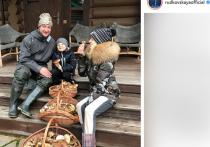 Плющенко оттянулся с помощью грибов, а Билан вылавливал англичанок