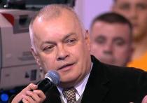 Обругавшему гитлеровского летчика Киселеву припомнили фото с Порошенко