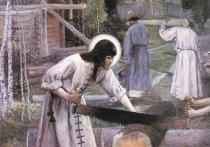 Преподобный Сергий Радонежский — христианский святой, основавший  Троице-Сергиевую лавру и считающийся покровителем учащихся