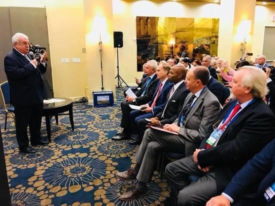 ITON.TV удостоен почетной награды на ХХ Конгрессе ВАРП в Нью-Йорке