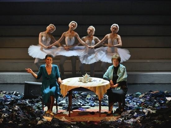 Артисты омской драмы выступят на сцене театра им. Вахтангова