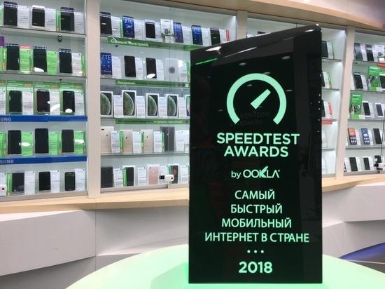 «МегаФон» признан самым быстрым оператором в России - Общество
