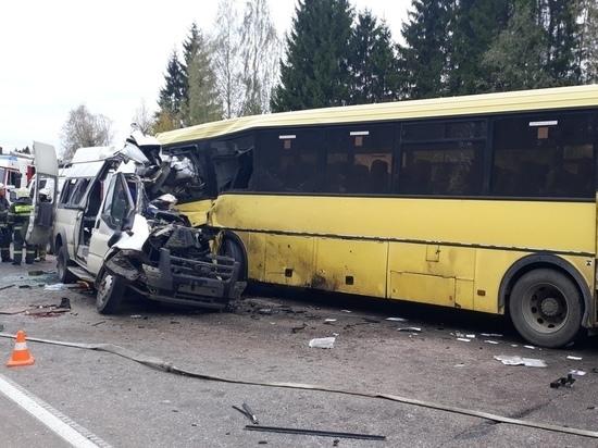 После автокатастрофы под Тверью начнут масштабную проверку транспорта