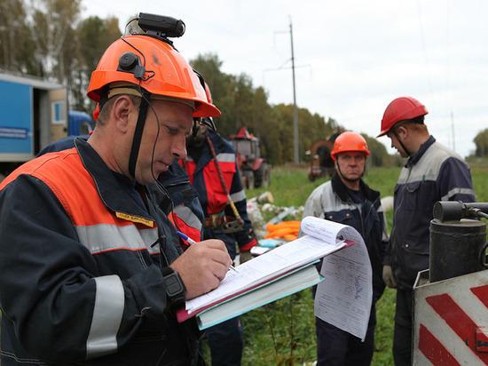 Магистральные электрические сети Вологодской области готовы к зиме