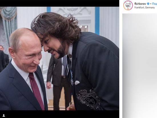 Киркоров порадовался, Пугачева промолчала: шоу-бизнес поздравил Путина с днем рождения - Общество