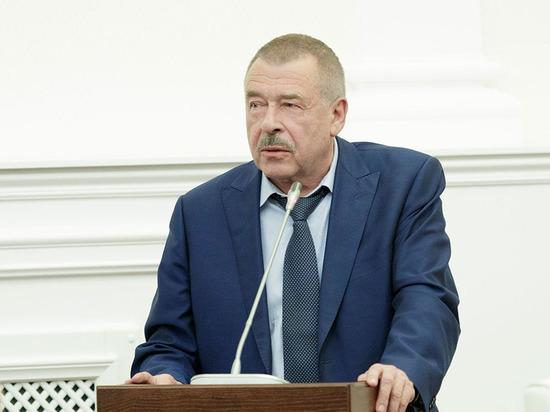 Председатель тульского правительства Юрий Андрианов ушел в отставку