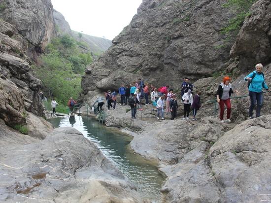 Арпатские водопады: неизвестные достопримечательности крымской природы