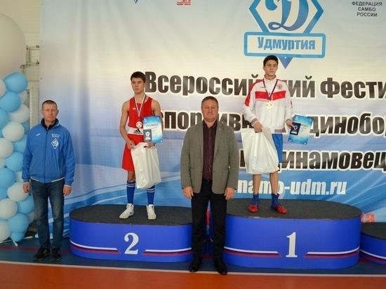 Юный мордовский боксёр привёз «золото» из Ижевска