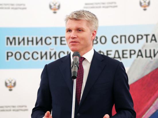 Министр спорта Колобков прокомментировал драку Кокорина и Мамаева