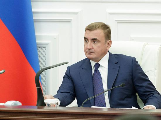 Дюмин подписал Указ о назначении Шерина и Федорищева на высокие посты