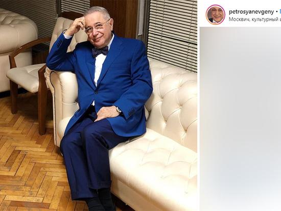 «Степаненко отключат воду»: адвокат Петросяна объяснил арест счетов жены сатирика