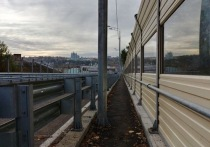 В Смоленске началось движение по Беляевскому путепроводу
