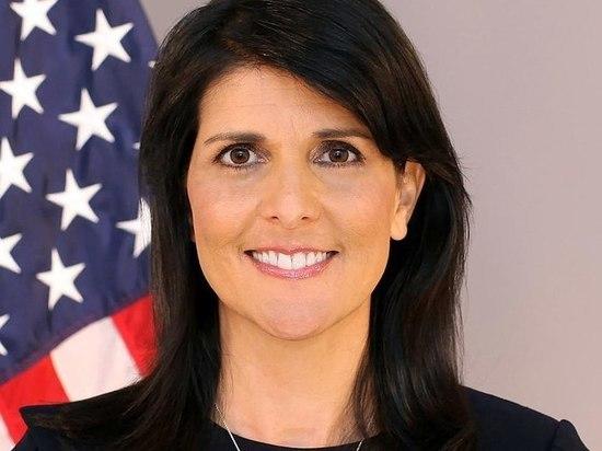 Политолог объяснил отставку постпреда США в ООН Хейли