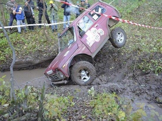 В Уфе пройдут состязания автомобилей-монстров