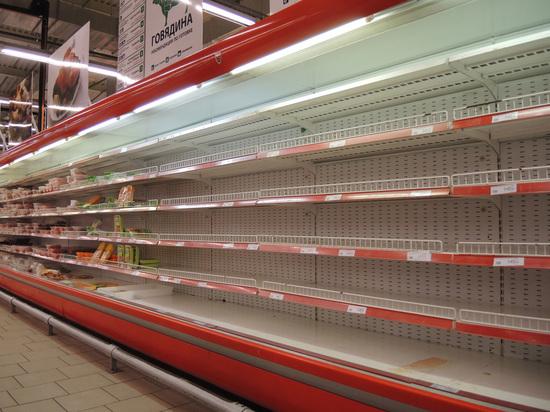 Яровая устроила России голодные игры: когда опустеют полки магазинов