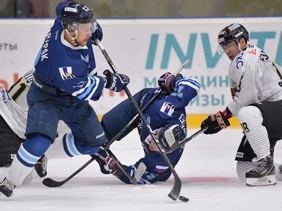 Хоккейный «Сахалин» оказался сильнее лидера Азиатской хоккейной лиги