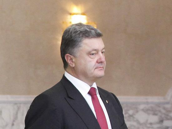 Причина страшных взрывов на украинском военном складе привела к Порошенко