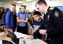 Тверским школьникам рассказали и показали, как готовят кадры в институтах ФСБ