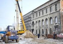 Реконструкцию омского «Эрмитажа» хотят завершить к 2020 году