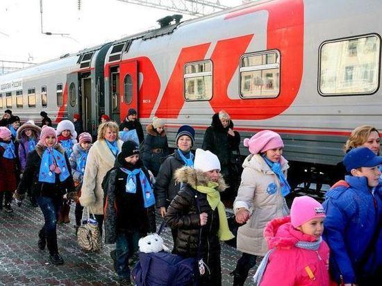 В преддверии Нового года от Костромы да Санкт-Петербурга начнут ходить поезда