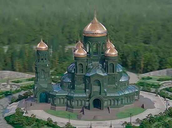РПЦ рассказала о сборе средств на строительство Храма в честь Победы