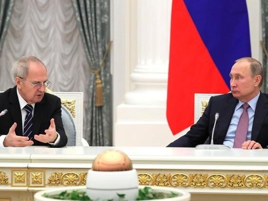 Глава Конституционного суда предложил изменить систему власти в России