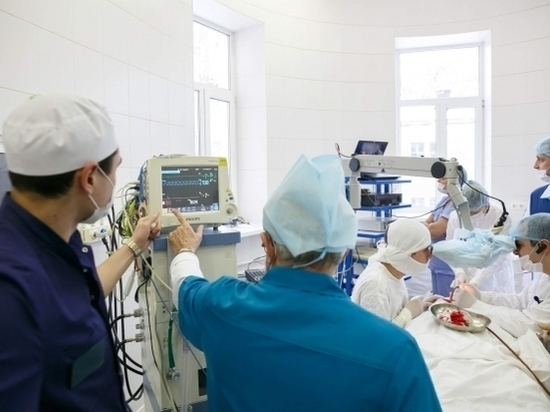 Волгоградский регион вошел в тройку лидеров в борьбе с раком