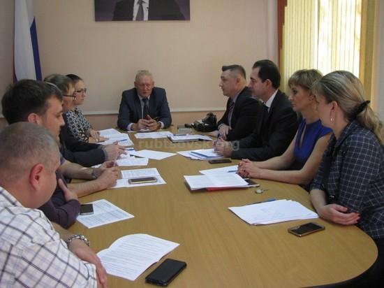 Рубцовских чиновников проверяют на профпригодность