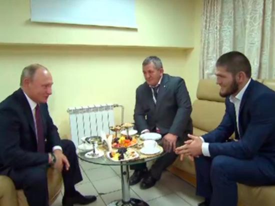 Боец пожаловался президенту на провокации во время боя с Макгрегором