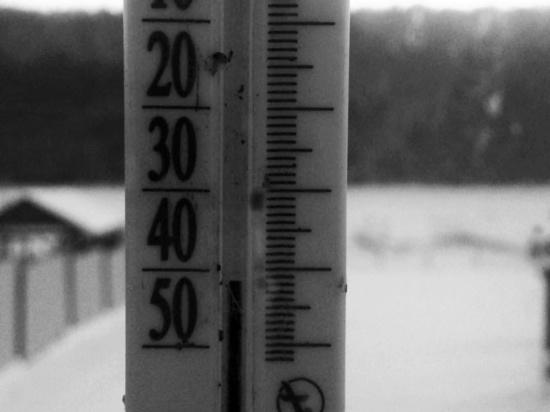 Синоптики рассчитали температуру на полгода зимы в Омске