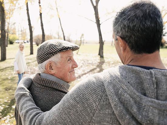 «Усыновить» пенсионера
