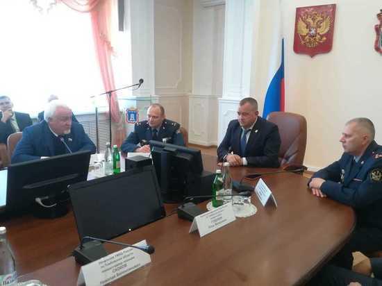 В Тамбове представили нового начальника регионального УФСИН