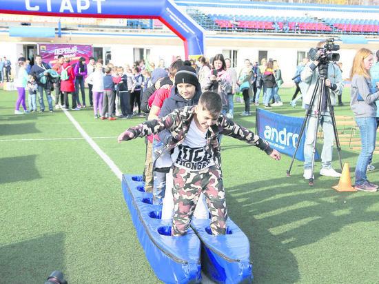 Первый врегионе турнир понациональным видам спорта прошёл в Нефтеюганске
