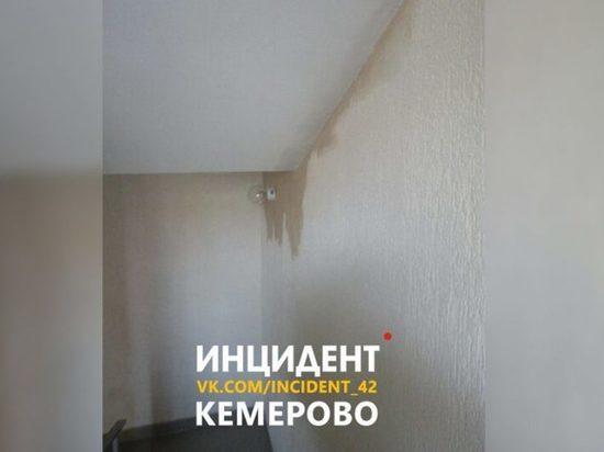В Кемерове по вине воров затопило многоэтажку