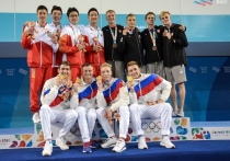 Обнинский пловец помог сборной России установить рекорд мира в Аргентине
