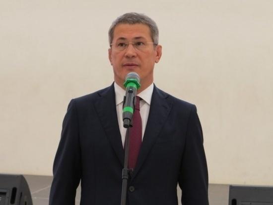 Источник: Радий Хабиров займёт пост главы Башкирии с 12 октября