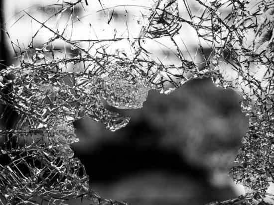 В районе Подольска столкнулись четыре автомобиля