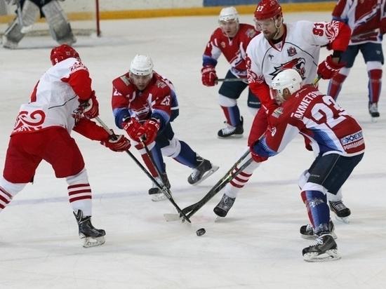 Хоккейная «Мордовия» обыграла «Челны» второй раз за сезон