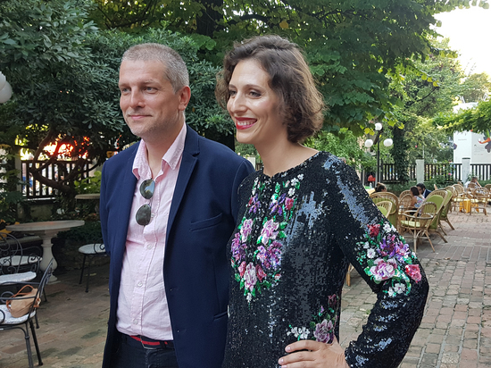 Наташа Меркулова и Алексей Чупов: «Каждый раз разводимся!