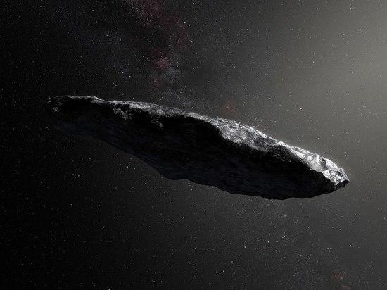 Первый межзвёздный объект вновь поразил астрофизиков