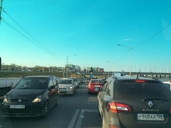 В Иркутске открыли дорогу в районе станции «Академическая»