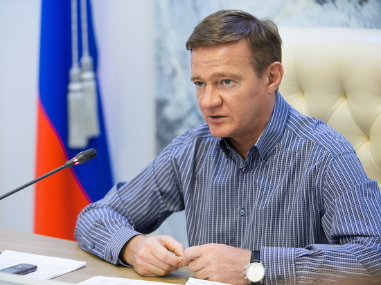 Роман Старовойт назначен врио губернатора Курской области